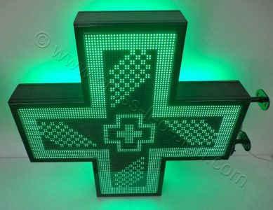 Σταυρός φαρμακείου 3d Matrix 103X103 εκ. με ένδειξη, ΚΑΛΙΔΟΣΚΟΠΙ0 1.
