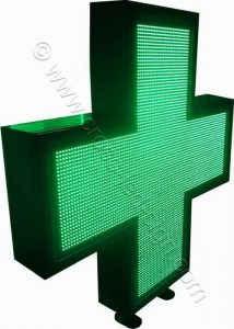 Σταυρός φαρμακείου 3d Matrix 103X103 εκατοστών.