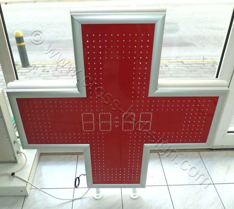 Κόκκινος σταυρός ιατρείων Model : LC100TDT - Red, άριστη ποιότητα κατασκευής.