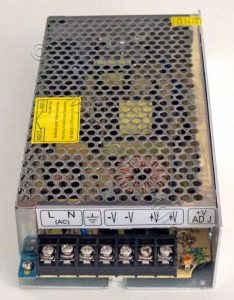 Τροφοδοτικό led 24V 6,5A 150W.